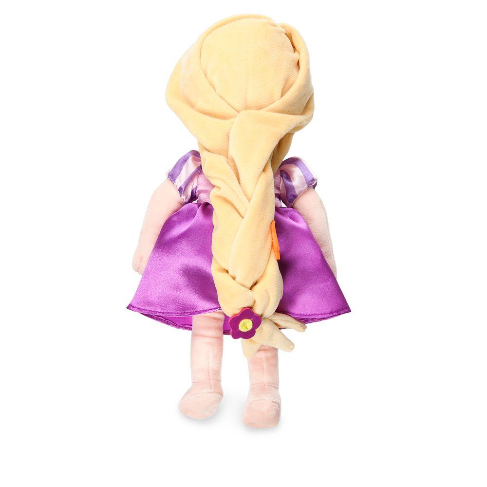 "Disney Store Animators 13/"" Princess Rapunzel Plush Toy Toddler Doll Tangled"