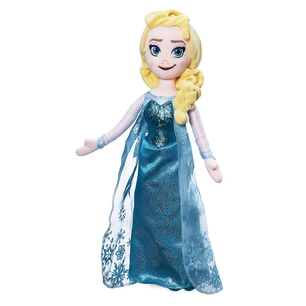 Elsa Plush Doll – Frozen – Medium