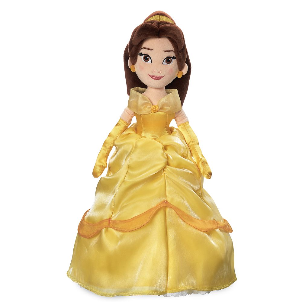 Belle Plush Doll – Beauty and the Beast – Medium