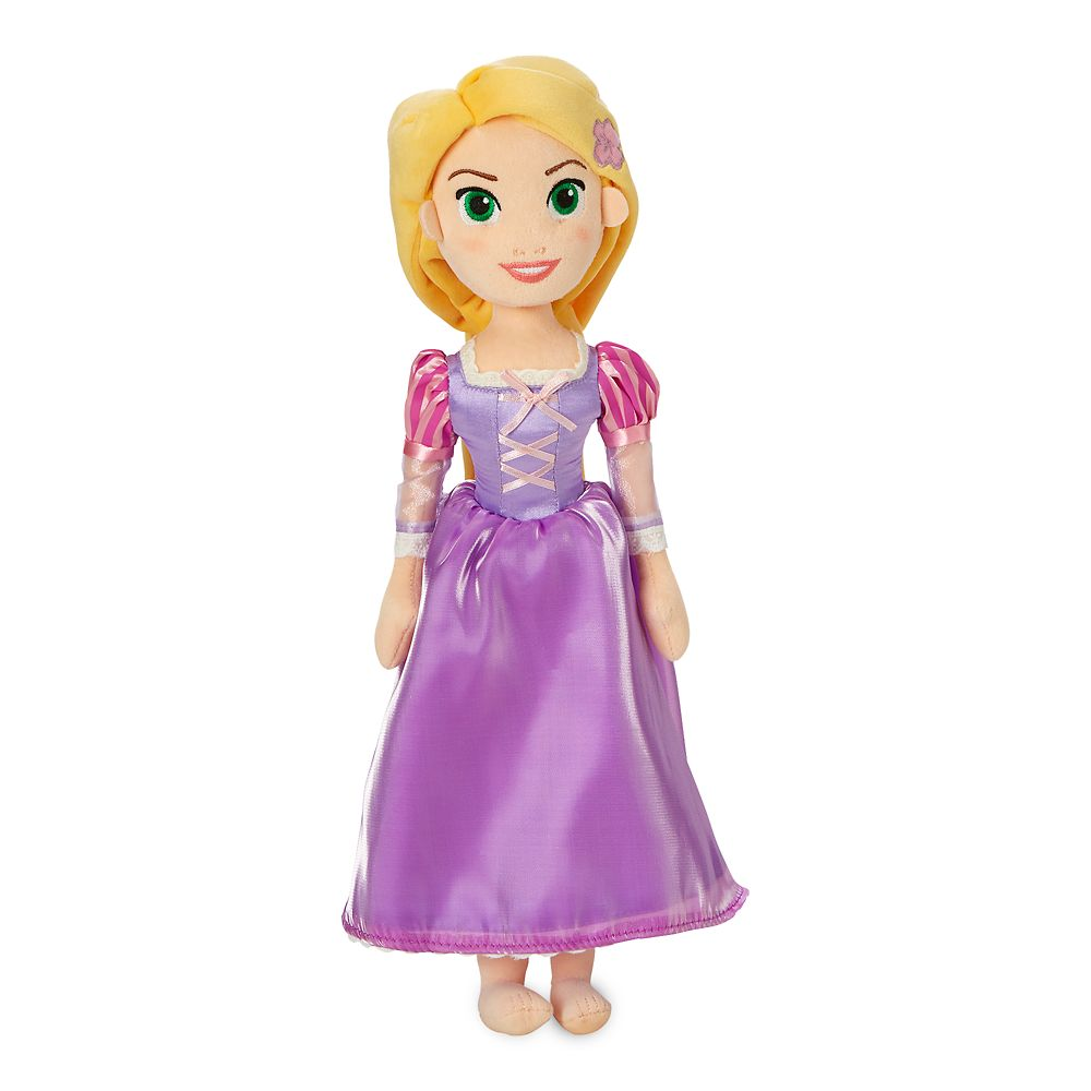 Rapunzel Plush Doll – Tangled – Medium