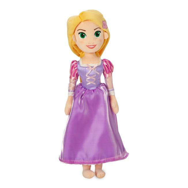 Rapunzel Plush Doll – Tangled – Medium