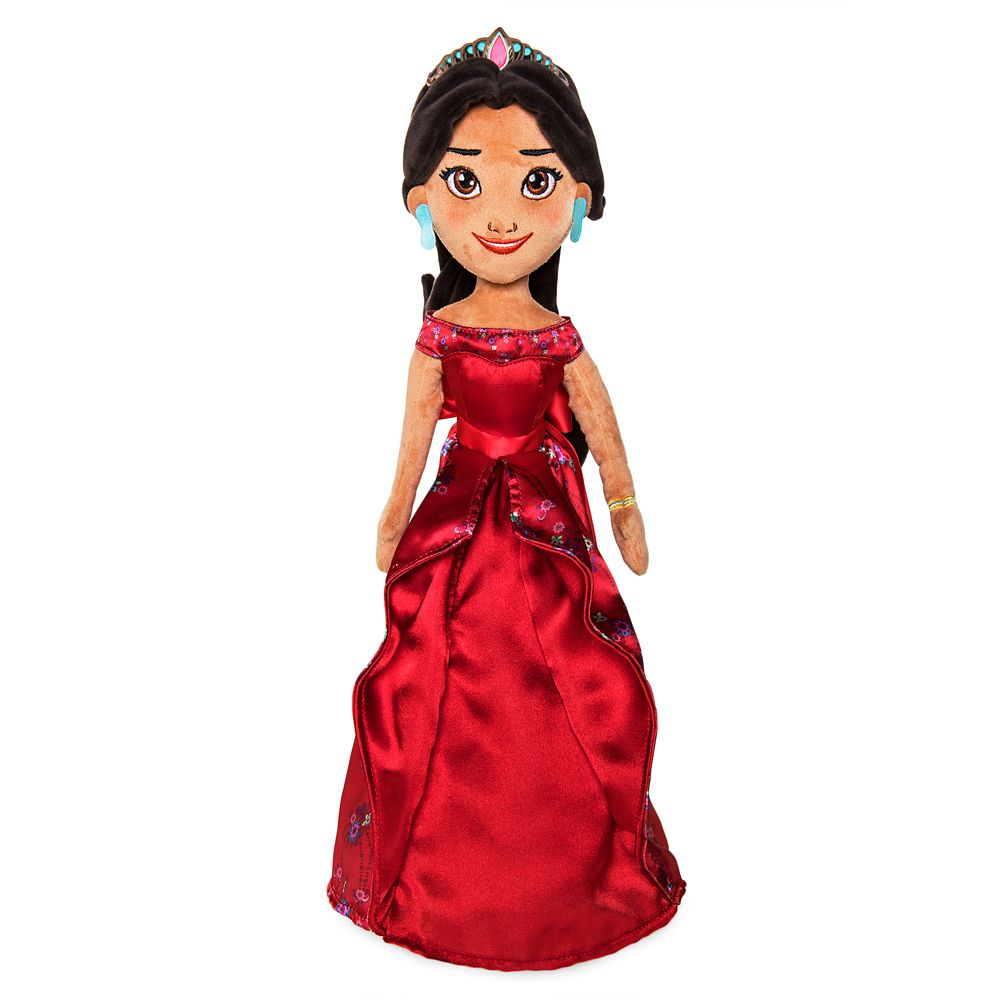 Elena of Avalor Plush Doll – Medium