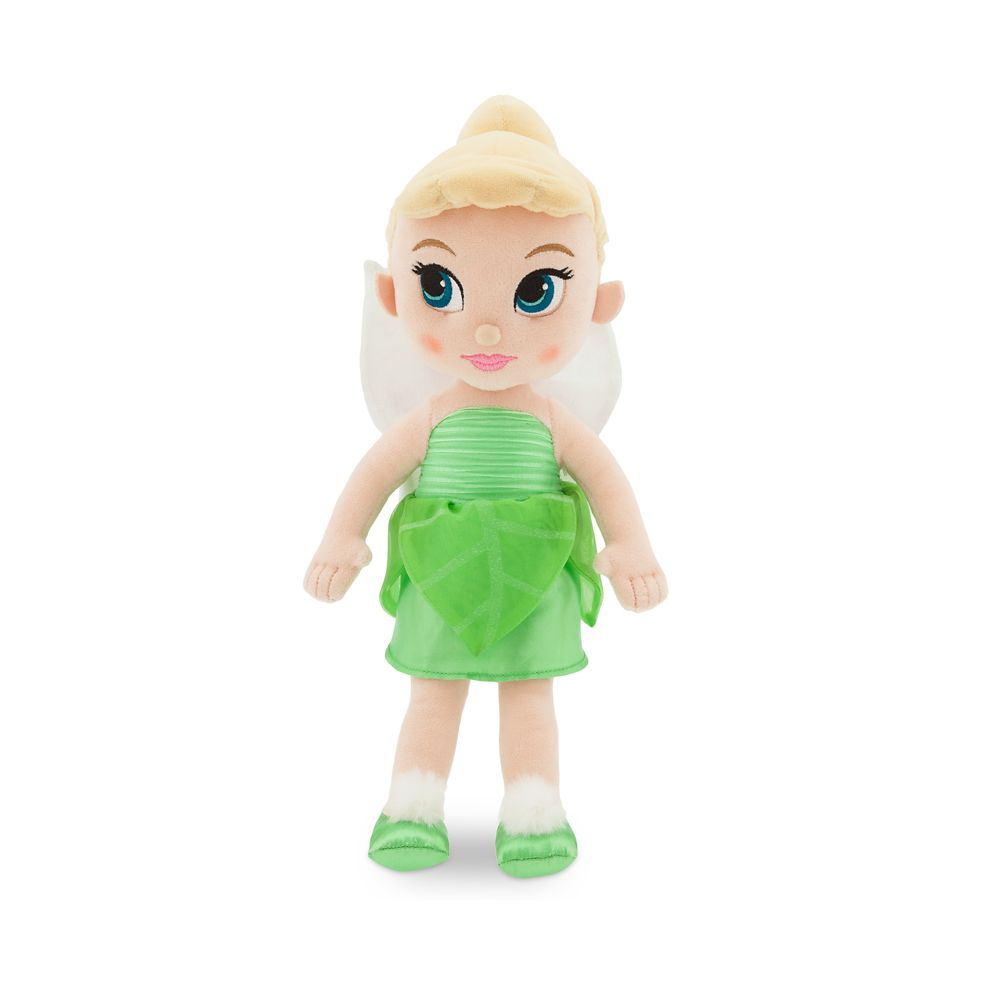 Disney Animators' Collection Tinker Bell Plush Doll – Small