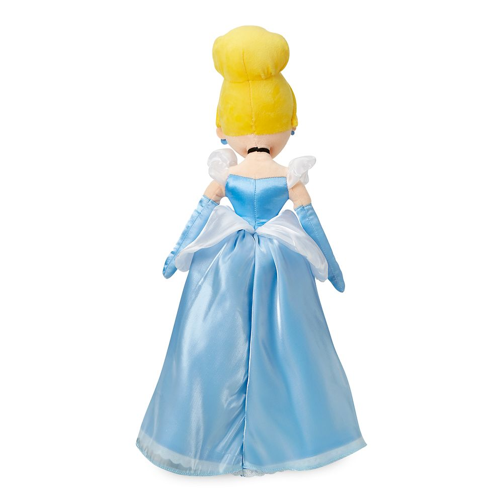 Cinderella Plush Doll – Medium