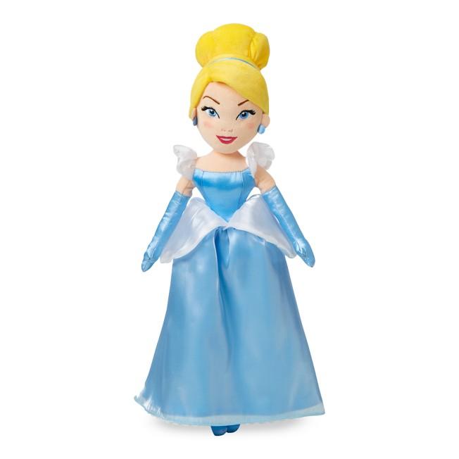 Cinderella Plush Doll – Medium