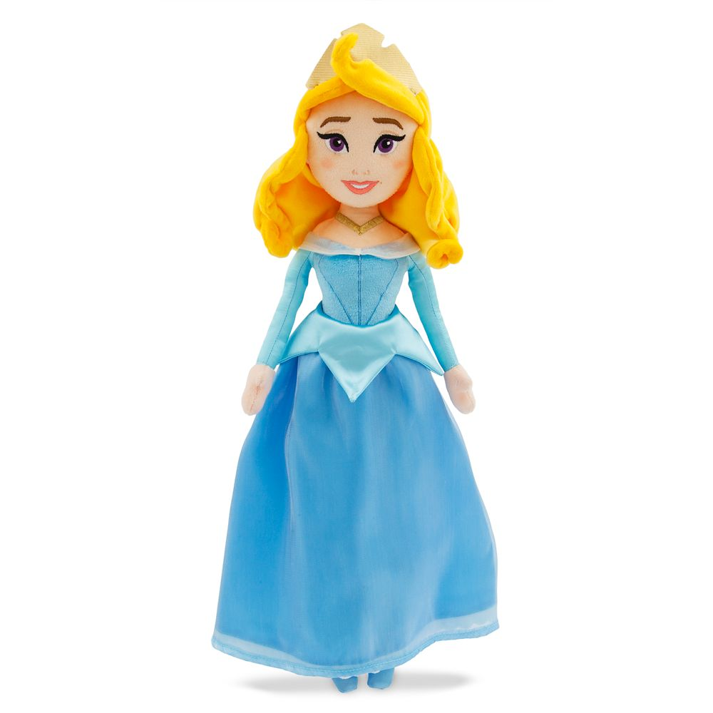 Aurora Plush Doll – Sleeping Beauty – Medium – 19'' – Blue