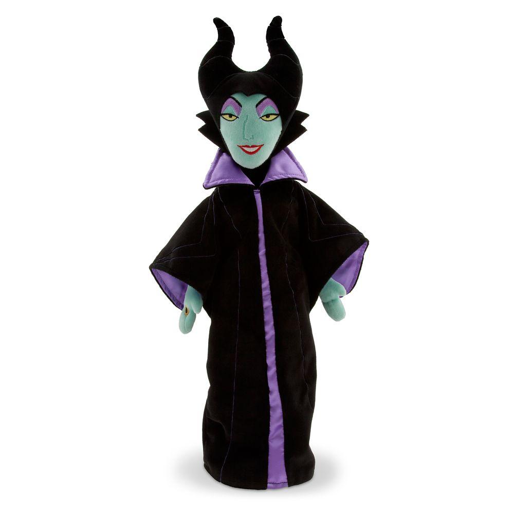 Maleficent Plush Doll Sleeping Beauty Medium 20