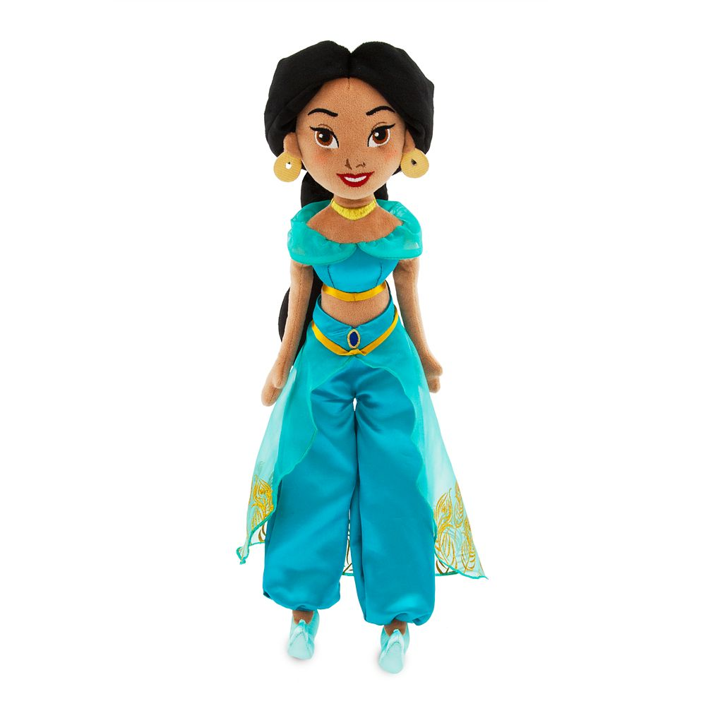 Jasmine Plush Doll – Aladdin – Medium – 18''