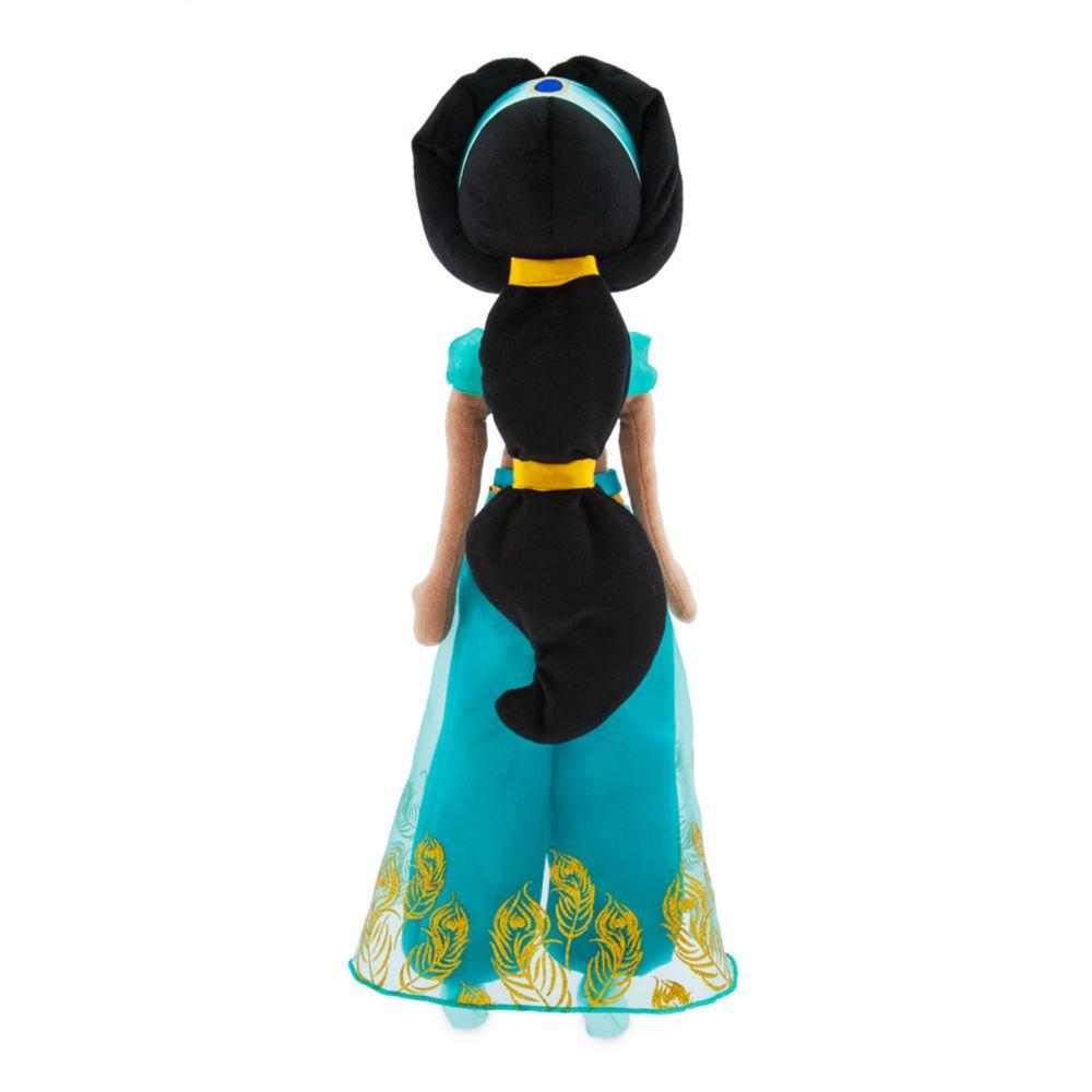 Jasmine Plush Doll – Aladdin – Medium – 18''