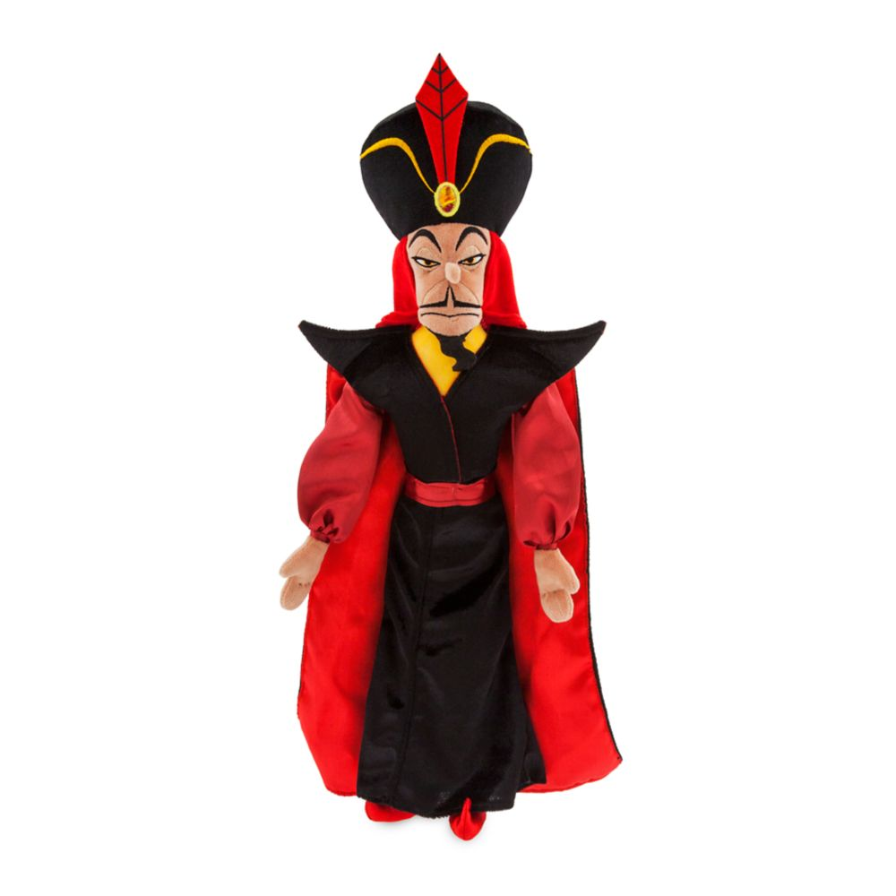 Jafar Plush Doll – Aladdin – Medium – 21''