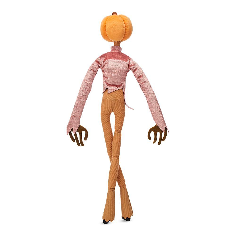 Pumpkin King Plush – Tim Burton's The Nightmare Before Christmas – Medium – 25''