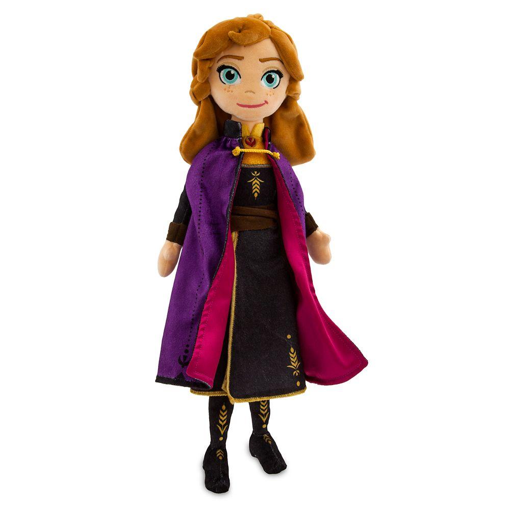 Anna Plush Doll – Frozen 2 – Medium – 18''