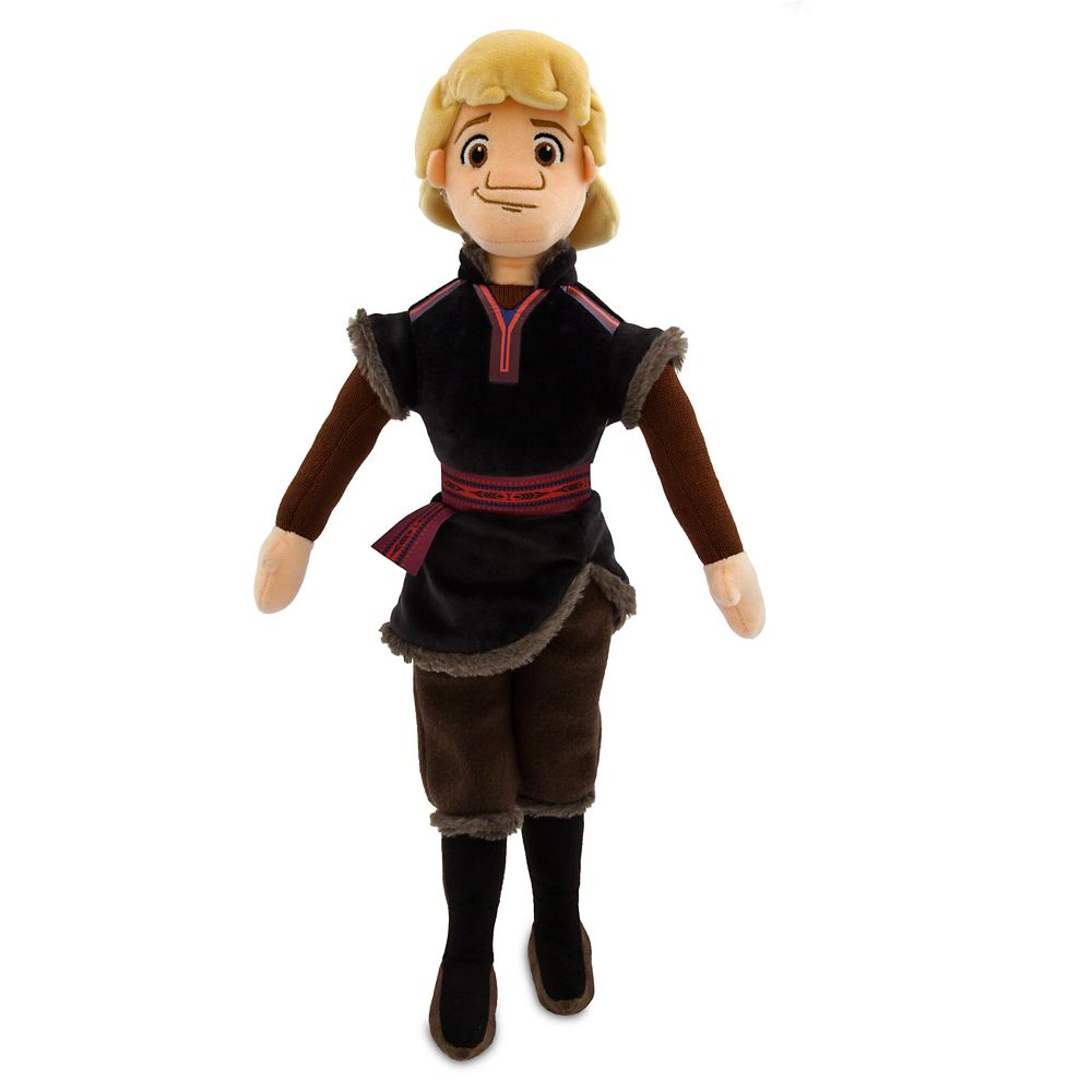 Kristoff Plush Doll – Frozen 2 – Medium – 21''
