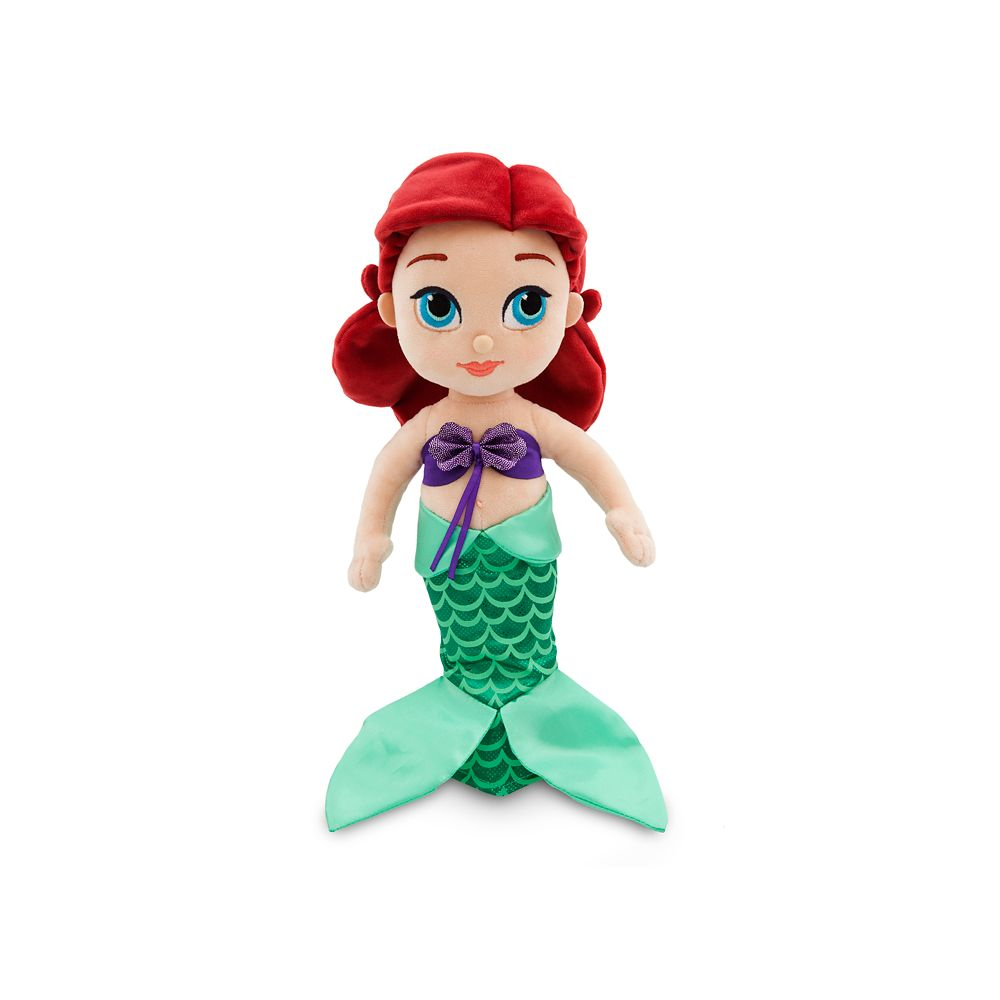 Disney Animators' Collection Ariel Plush Doll – Small – 12''