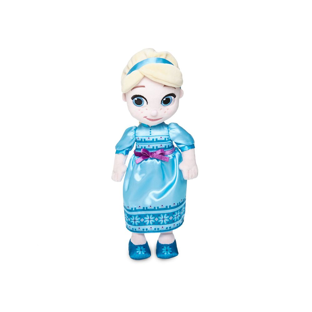Disney Animators' Collection Elsa Plush Doll – Small – 12''
