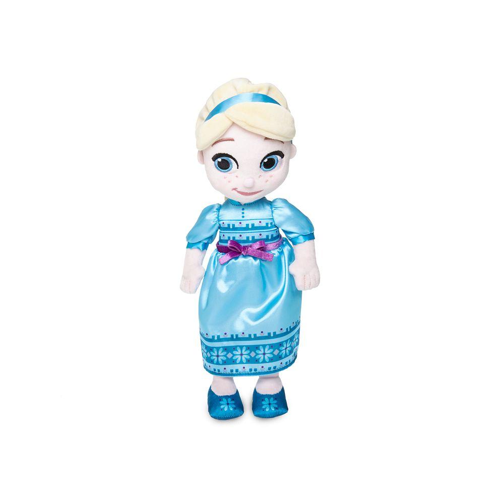 Disney Animators' Collection Elsa Plush Doll – Small – 12''