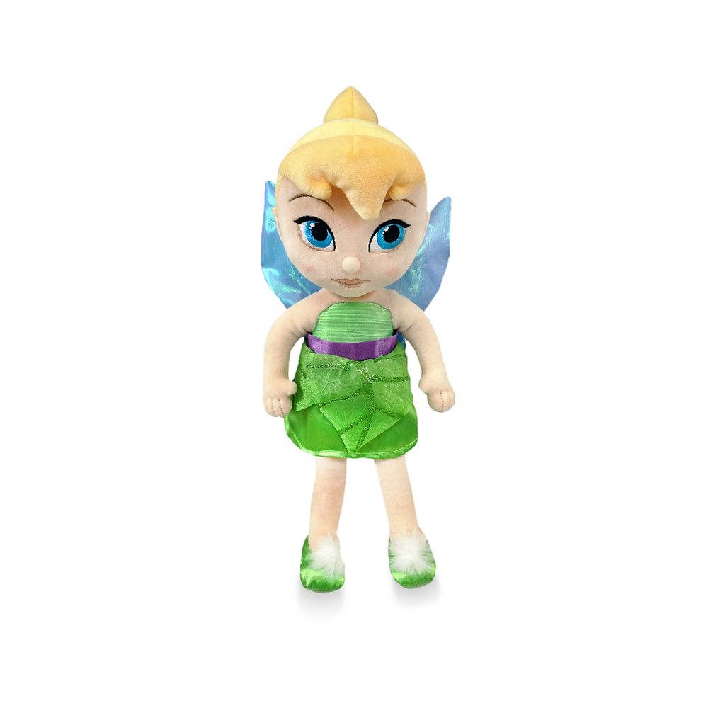 Disney Animators' Collection Tinker Bell Plush Doll  – 12''