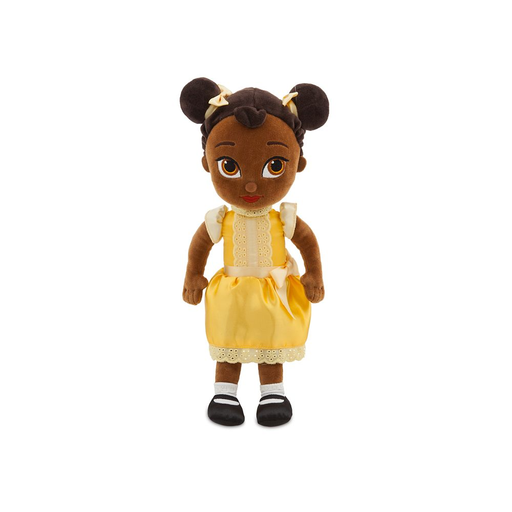 Disney Animators' Collection Tiana Plush Doll – Small – 12''