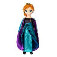 디즈니 겨울왕국 안나 인형 Disney Queen Anna Plush Doll – Frozen 2 – Medium – 18