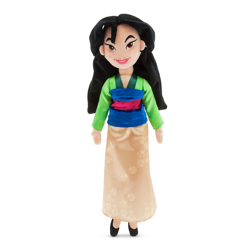 Mulan Plush Doll – Medium – 18''