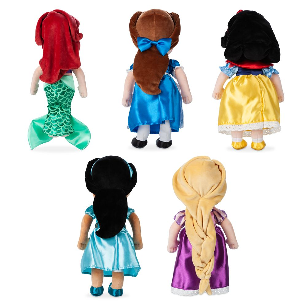 Disney Animators' Collection Plush Doll Gift Set – Small 12''