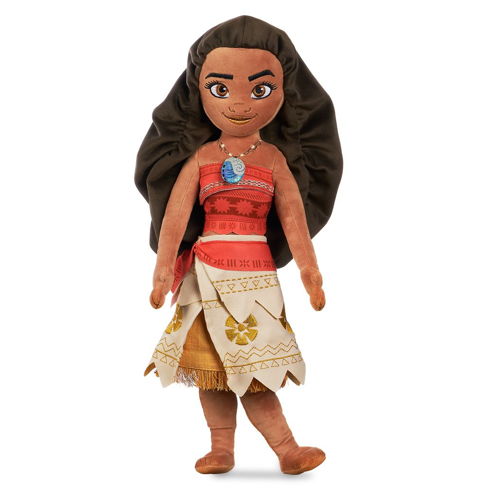 Moana Plush Doll – Medium – 20'' – Toys for Tots Donation Item