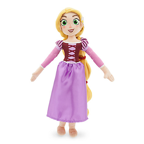 Rapunzel Plush Doll - Tangled the Series - Medium - 19''