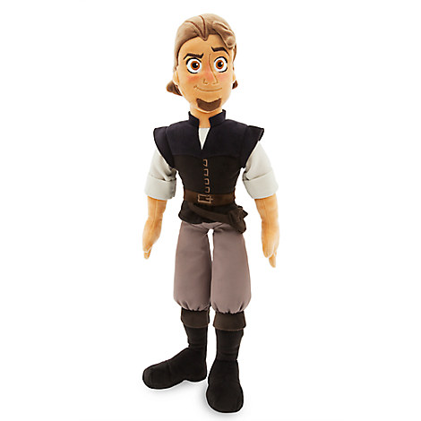 Flynn (Eugene) Plush Doll - Tangled the Series - Medium - 19''