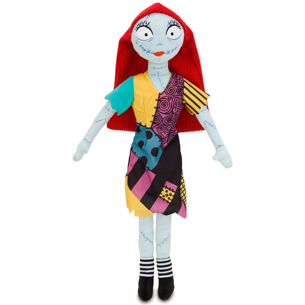 Sally Plush – Tim Burton's The Nightmare Before Christmas – Medium – 21''