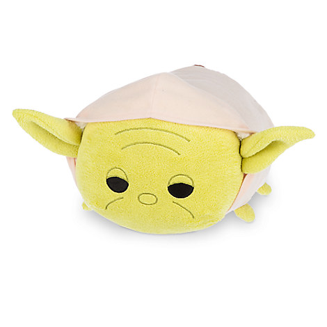 Yoda ''Tsum Tsum'' Plush - Medium - 12''