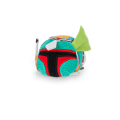 Boba Fett ''Tsum Tsum'' Plush - Mini - 3 1/2''