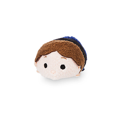 Han Solo ''Tsum Tsum'' Plush - Mini - 3 1/2''