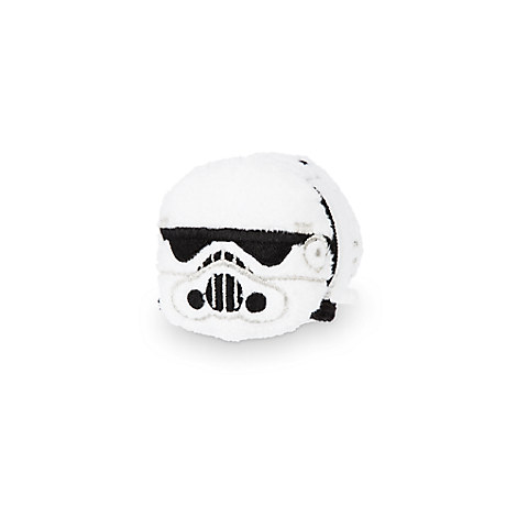 Stormtrooper ''Tsum Tsum'' Plush - Mini - 3 1/2''