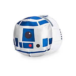 "R2-D2 ""Tsum Tsum"" Plush – Star Wars – Medium – 10 1/2"""