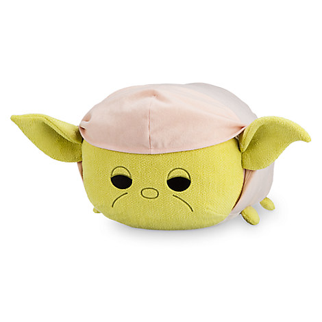 Yoda ''Tsum Tsum'' Plush - Star Wars - Large - 16''