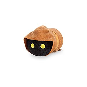 Jawa ''Tsum Tsum'' Plush - Mini - 3 1/2'' - Star Wars