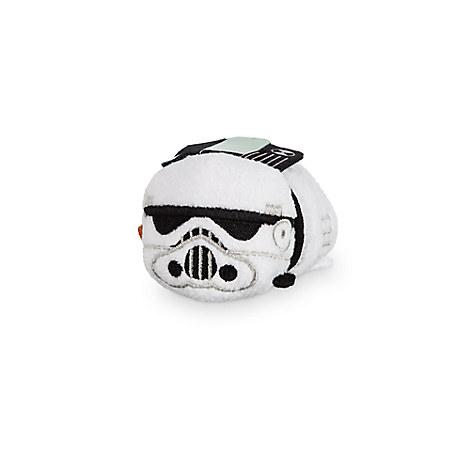 Sandtrooper ''Tsum Tsum'' Plush - Mini - 3 1/2'' - Star Wars