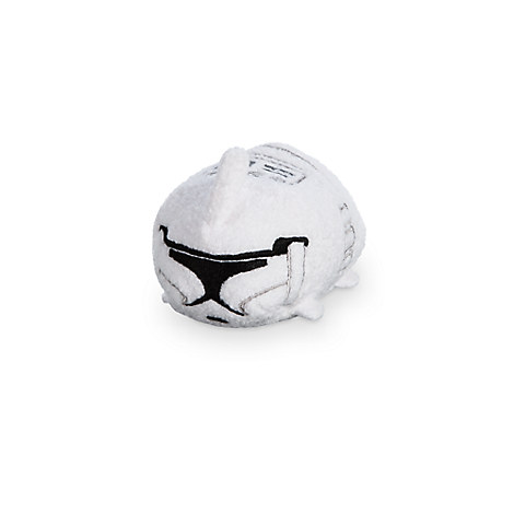 Clone Trooper ''Tsum Tsum'' Plush - Star Wars: Revenge of the Sith - Mini - 3 1/2''