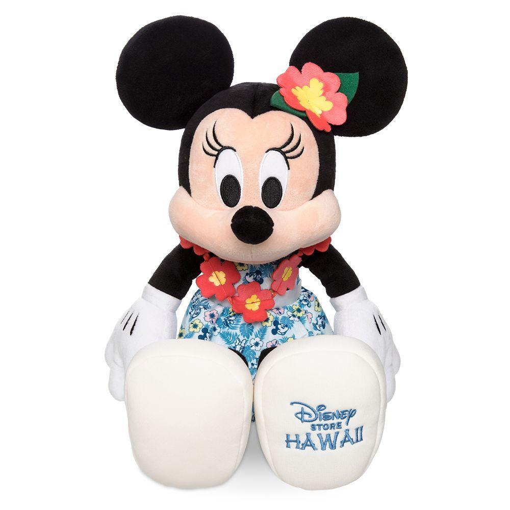 Minnie Mouse Plush – Hawaii – 18''