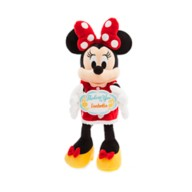 Minnie Mouse Message Plush – Medium – Thinking of You – Personalizable