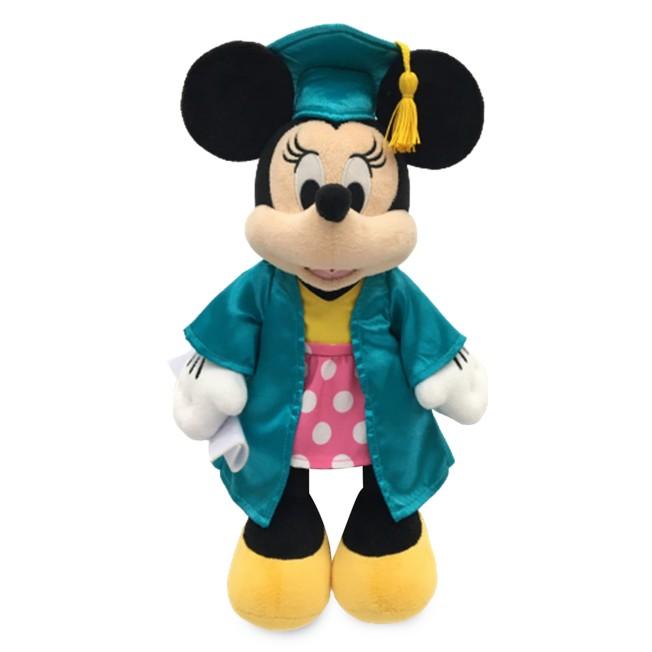 Minnie Mouse Graduation Plush 2021 – Small 11''