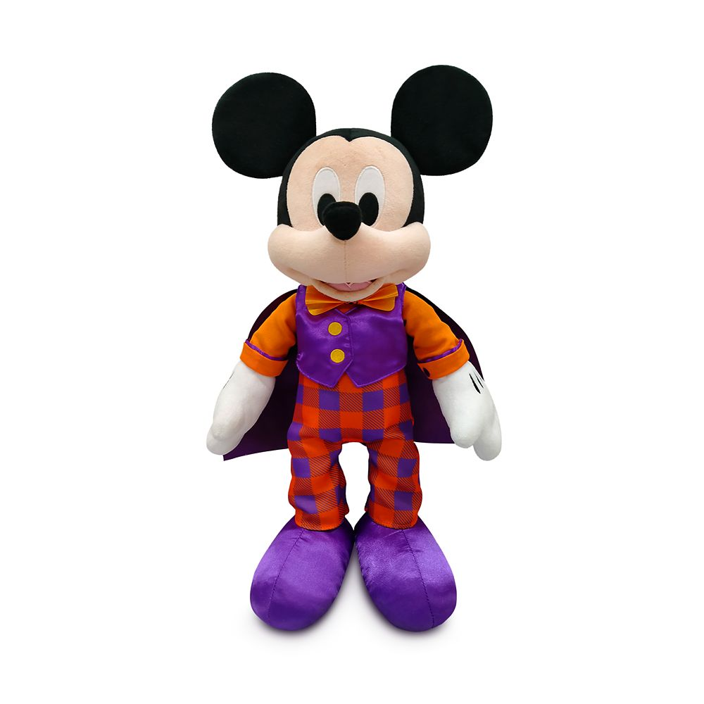 Mickey Mouse Halloween 2021 Plush  Small Official shopDisney