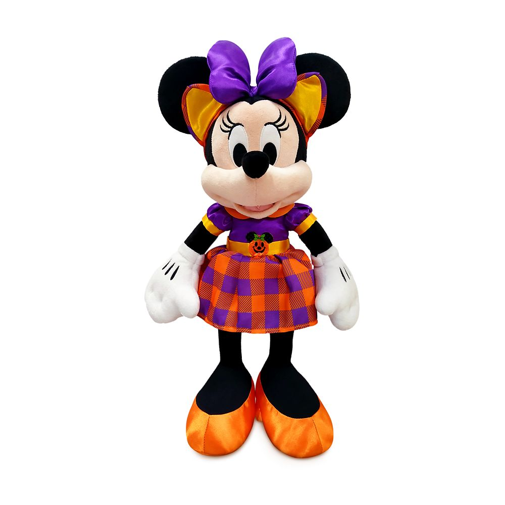 Minnie Mouse Halloween 2021 Plush – Small