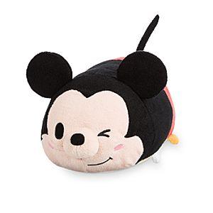 "Mickey Mouse ""Tsum Tsum"" Plush – Medium – 11"""