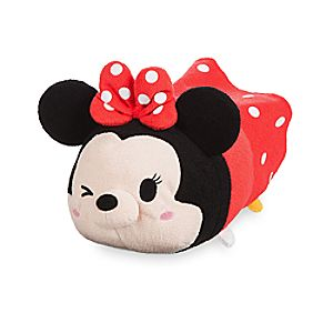 Minnie Mouse Tsum Tsum Plush - Medium - 11