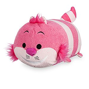 Cheshire Cat Tsum Tsum Plush - Alice in Wonderland - Medium - 11