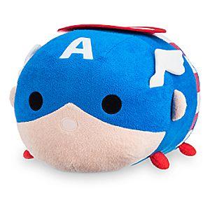 Captain America ''Tsum Tsum'' Plush - Large - 17''