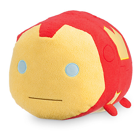 Iron Man ''Tsum Tsum'' Plush - Large - 17''