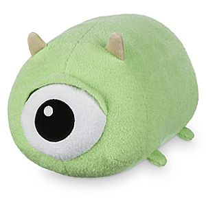 Mike Wazowski ''Tsum Tsum'' Plush - Monsters, Inc. - Medium - 12''