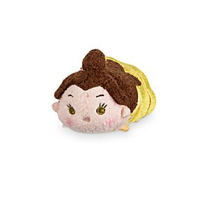 Belle ''Tsum Tsum'' Plush - Beauty and the Beast - Mini - 3 1/2''